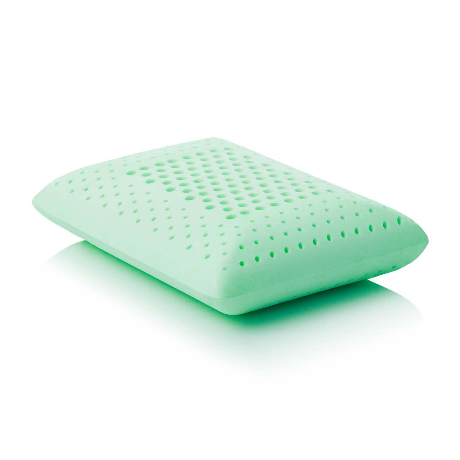 Almohada Z Zoned Peppermint Travel Lunela