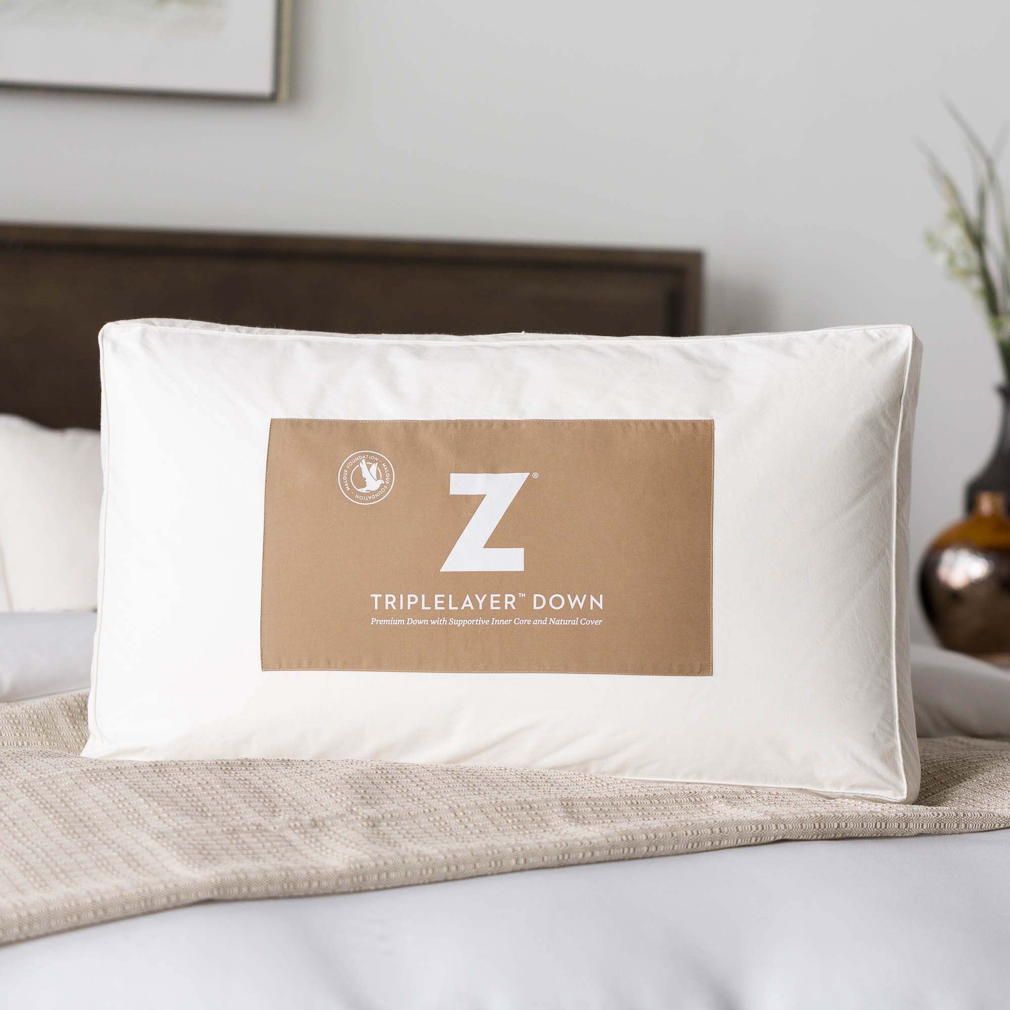 Almohada Z Triple Layer Down