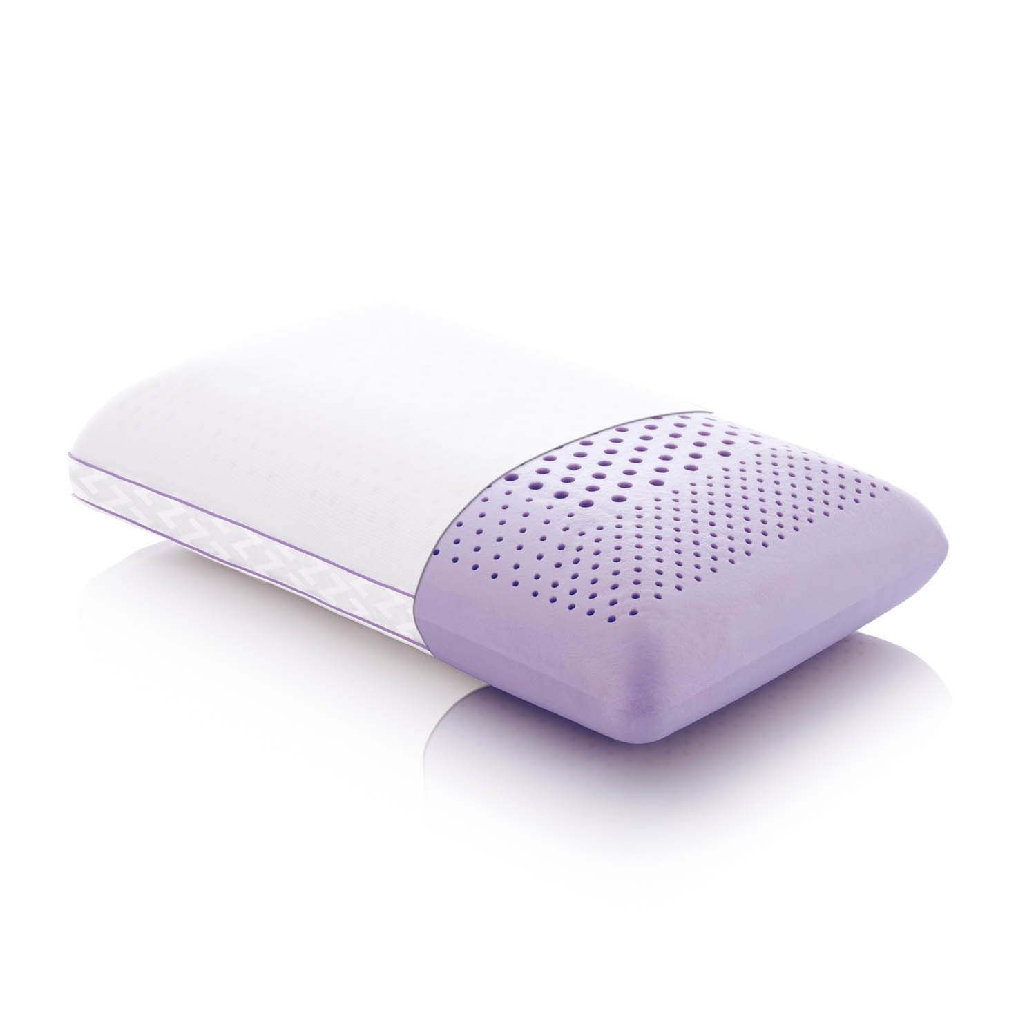 Almohada Z Zoned Lavender Travel Lunela