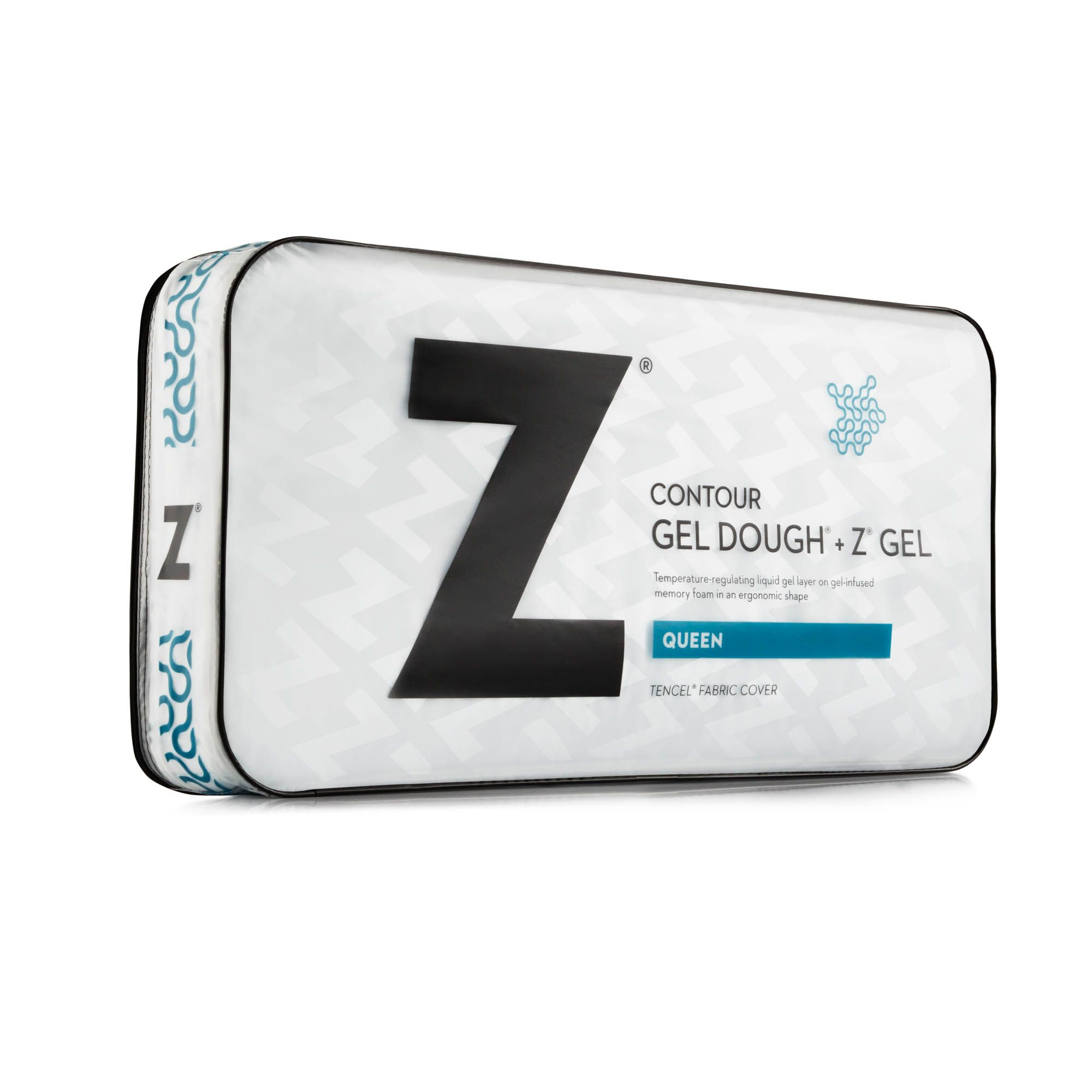 Almohada Z Gel Infused Foam with Z-gel Contour