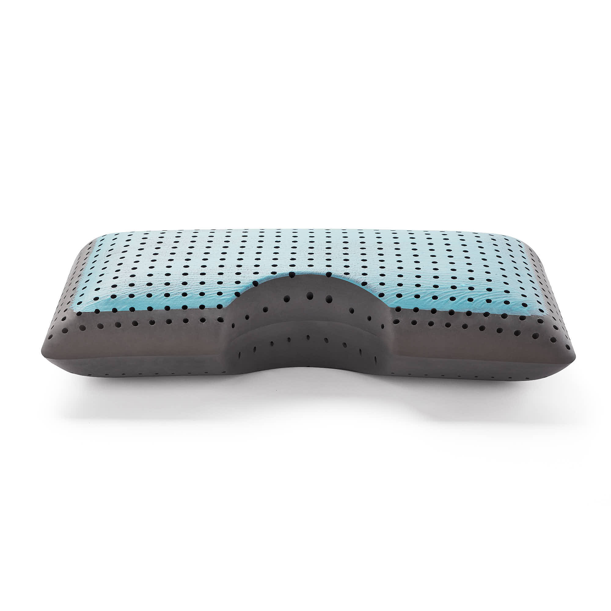 Almohada Z Shoulder Cutout CarbonCool® + OmniPhase® LT