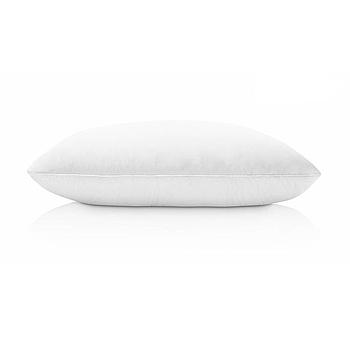 Almohada Z Cotton Encased Feather + Down Blend
